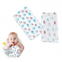 MUSLIN MULTIWAY BLANKED 2 PCS