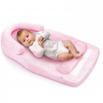 REFLUX AND HEAD SHAPE BED