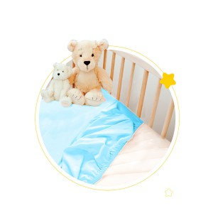 FITTED BABY BED SHEET